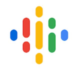 Google Podcastのアイコン