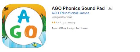 AGOフォニックスアプリ