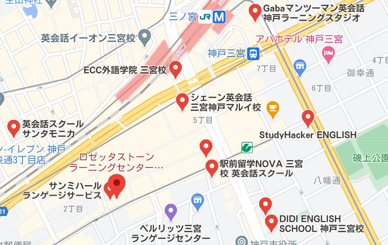神戸英会話スクール