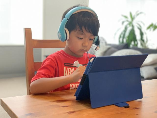 子どもの性格に合う受講頻度や受講形態を探る