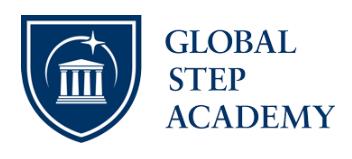 グローバルステップアカデミー ロゴ